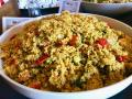 Cous Cous Salad for BBQ