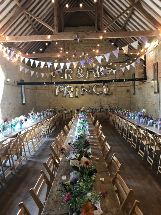 Wedding catering services Dorset, Wiltshire & Somerset