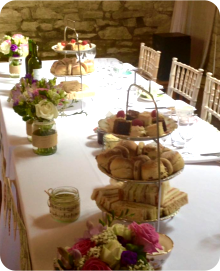 Buffet Event Catering Wiltshire, Dorset & Somerset