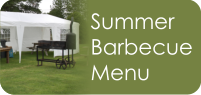 Summer Barbecue Menu