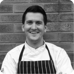 Andrew Meek - Head Chef of Meek's Catering Company