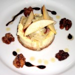 Goats Cheese Cake