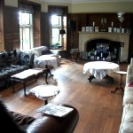 Lounge at Chaffeymoor Grange