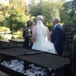 Wedding Barbecue at Kilver Court