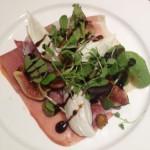 Parma Ham & Mozarella