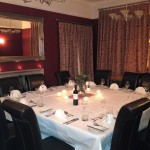 Dinner Party at Chaffeymore Grange