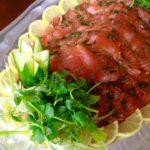 Salmon Gravlax