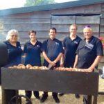 Meeks Catering Team
