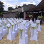 Wedding at Stockbridge Farm Barn