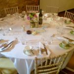 Vintage Wedding Catering