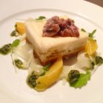 Rosary goats cheese cheescake
