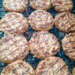 Homemade Beef Burgers