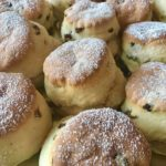 Scones for afternoon tea