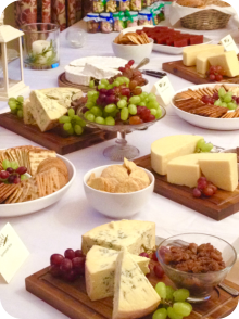 Cheese Board Selection - Buffet Event Catering Wiltshire, Dorset & Somerset