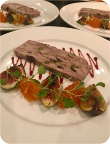roulade - party catering Salisbury, Gillingham, Dorset & Wiltshire