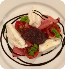 Parma Ham Starter