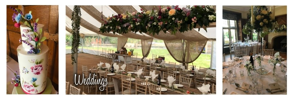 wedding catering services Gillingham, Dorset, Wiltshire & Somerset