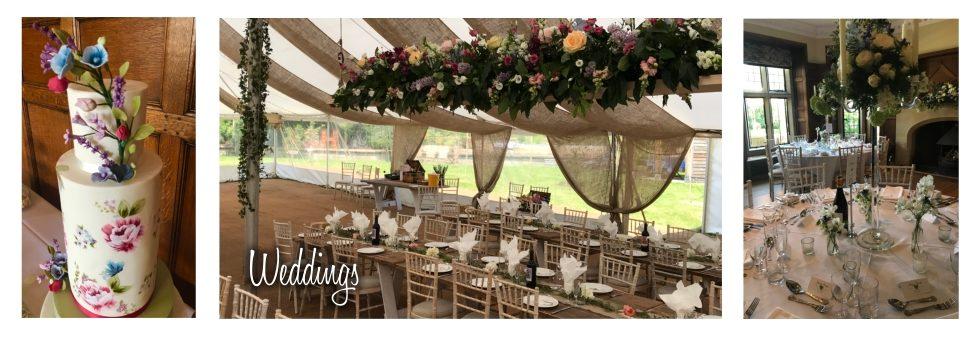 wedding catering services Gillingham, Dorset, Wiltshire & Somerset