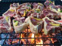 Barbecue Wedding Caterer