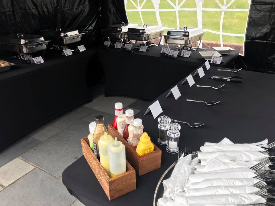 BBQ Catering Nether Stowey, Somerset
