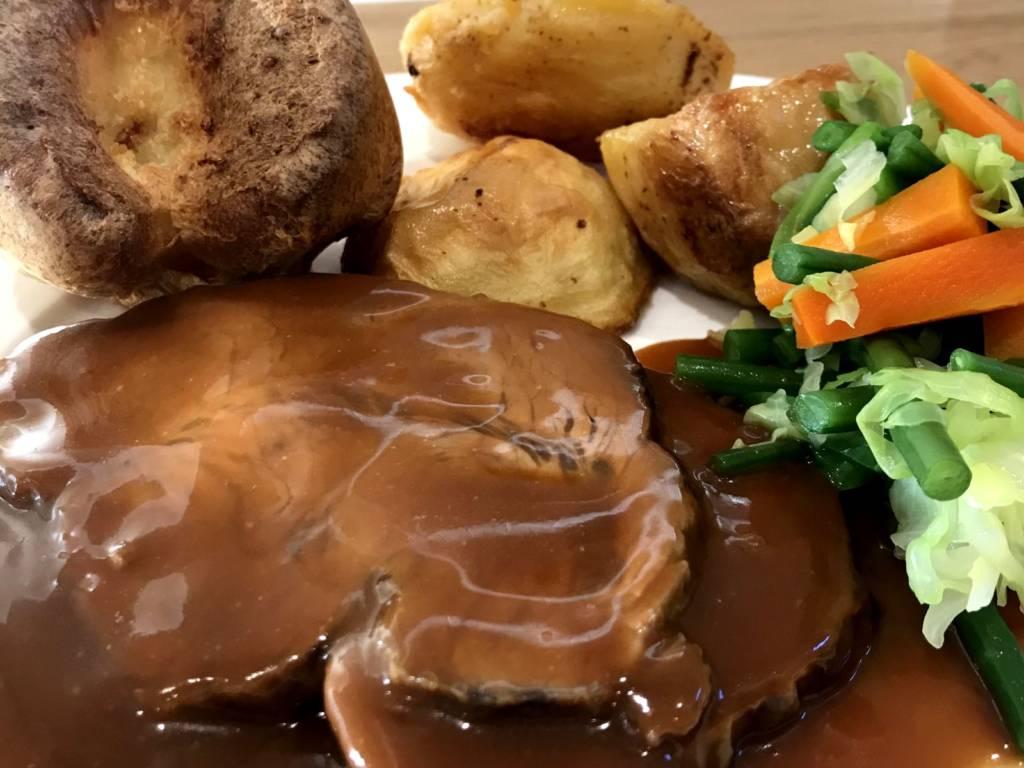 Roast Beef takeaway